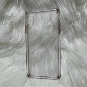 Speck iPhone Xs Max Clear Case